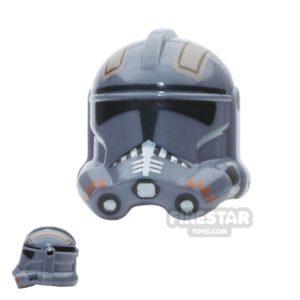Product shot Arealight - CDY Trooper Helmet - Dark Gray