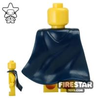 Product shot Arealight Cape - Dark Blue Flexible Plastic