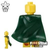 Product shot Arealight Cape - Dark Green Flexible Plastic