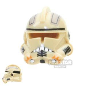 Product shot Arealight - Commander CDY Helmet - Tan