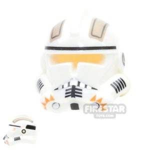 Product shot Arealight - Commander CDY Helmet - White