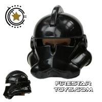 Product shot Arealight - Commander Helmet - Black