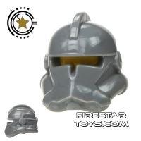 Product shot Arealight - Commander Helmet - Gray