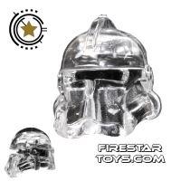 Product shot Arealight - Commander Helmet - Transparent
