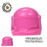 Product shot Arealight - Commando Helmet - Pink