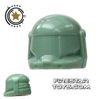 Product shot Arealight - Commando Helmet - Sand Green