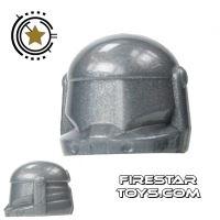 Product shot Arealight - Commando Helmet - Silver