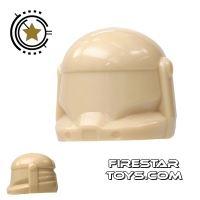 Product shot Arealight - Commando Helmet - Tan
