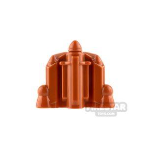 Product shot Arealight - Dark Orange Warhead Jet Pack