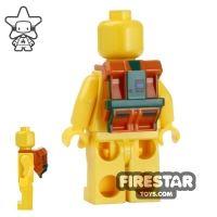 Product shot Arealight - FXR Pack - Dark Orange