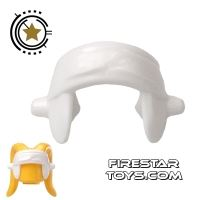 Product shot Arealight Head Accessories - Headscarf - White