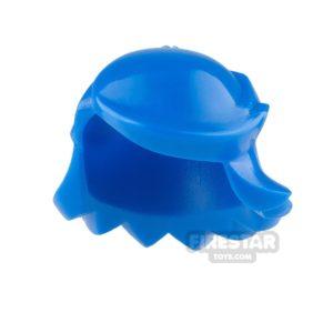 Product shot Arealight Mini Figure Hair - Breezy Hair - Blue