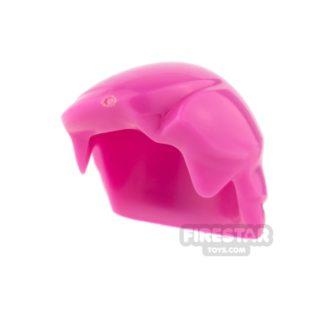 Product shot Arealight Mini Figure Hair - Hero Hair - Pink