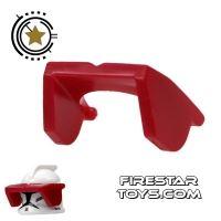 Product shot Arealight - Phase I Sun Visor - Dark Red