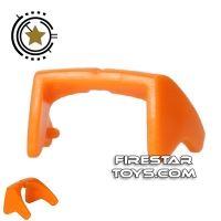 Product shot Arealight - Phase II Sun Visor - Orange