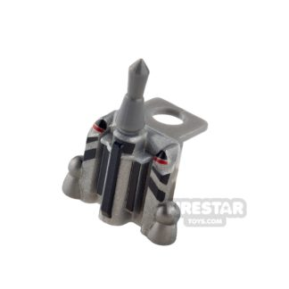 Product shot Arealight - Pre Jet Pack - Silver
