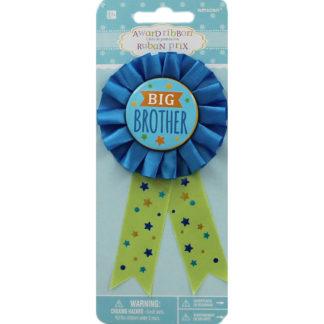 Product shot Big Brother Adhesive Award Ribbon