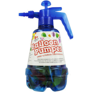 Product shot Blue Balloon Pumper - 300 Balloons
