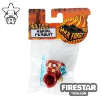 Product shot BrickForge Accessory Pack - S.T.A.R Patrol - Aerial Pursuit Kinetic