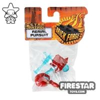 Product shot BrickForge Accessory Pack - S.T.A.R Patrol - Aerial Pursuit Skyburst