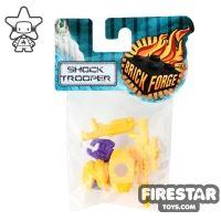 Product shot BrickForge Accessory Pack - Shock Trooper - Lightning Squad