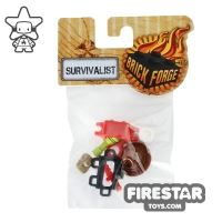 Product shot BrickForge Accessory Pack - Survivalist