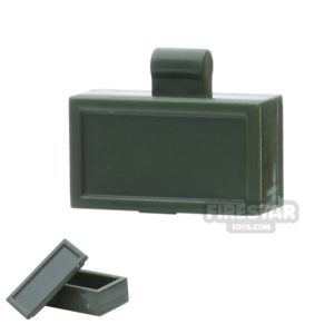 Product shot BrickForge - Ammo Case - Army Green
