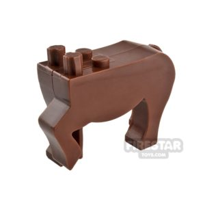 Product shot BrickForge Animals Mini Figure Centaur