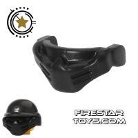 Product shot BrickForge - Ballistic Mask - Black