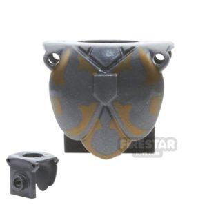 Product shot BrickForge - Battle Armour - Steel - Paladin