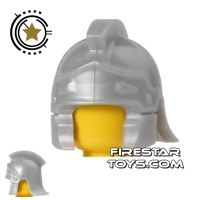 Product shot BrickForge - Centurion Helmet - Truesilver