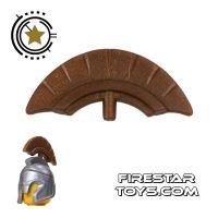 Product shot BrickForge - Commander Crest - Bronze