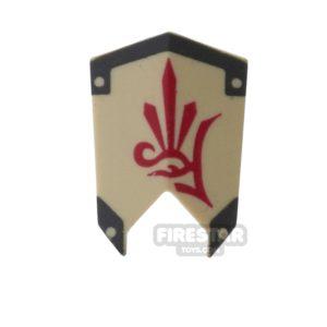 Product shot BrickForge - Goblin Shield - Tanglewood