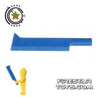 Product shot BrickForge - Goblin Sword - Blue