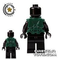 Product shot BrickForge - Halo Space Marine Armour - Dark Green