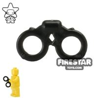 Product shot BrickForge - Handcuffs - Black