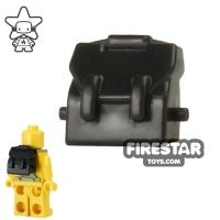 Product shot BrickForge - Haversack - Black - RIGGED System