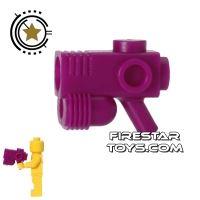 Product shot BrickForge - MegaGun - Purple