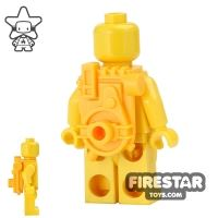 Product shot BrickForge - Particle Pack - Bright Light Orange