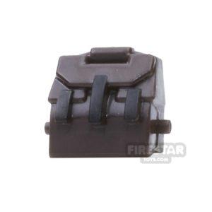 Product shot BrickForge - Rucksack - Dark Brown - RIGGED System