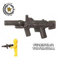 Product shot BrickForge - Sub Orbital Machine Gun - Charcoal