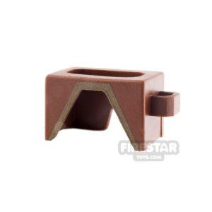 Product shot BrickForge - Waist Armour - Reddish Brown and Bronze