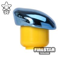 Product shot BrickTW - Beret - Chrome Blue