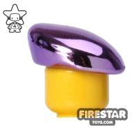 Product shot BrickTW - Beret - Chrome Purple
