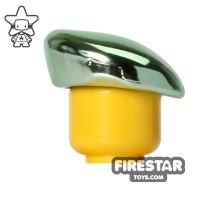 Product shot BrickTW - Beret - Chrome Sand Green