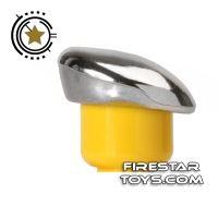 Product shot BrickTW - Beret - Chrome Silver
