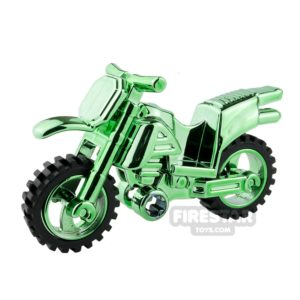 Product shot BrickTW - Bike - Chrome Green