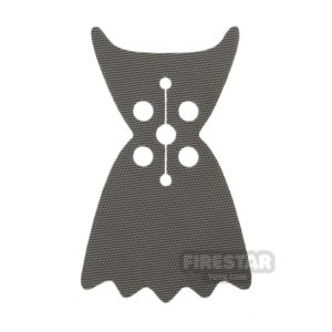 Product shot BrickTW Cape - Kings Cape - Plain - Dark Gray