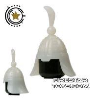 Product shot BrickTW - Ching Dynasty Helmet - White Jade