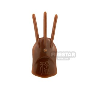 Product shot BrickTW - Meng Huo Claw - Brown